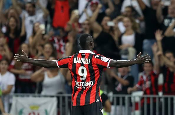 Nizza-Marsiglia, esordio da sogno per Balotelli: SuperMario subito in gol!