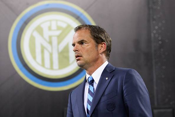 Frank de Boer (Photo by Marco Luzzani - Inter/Inter via Getty Images)