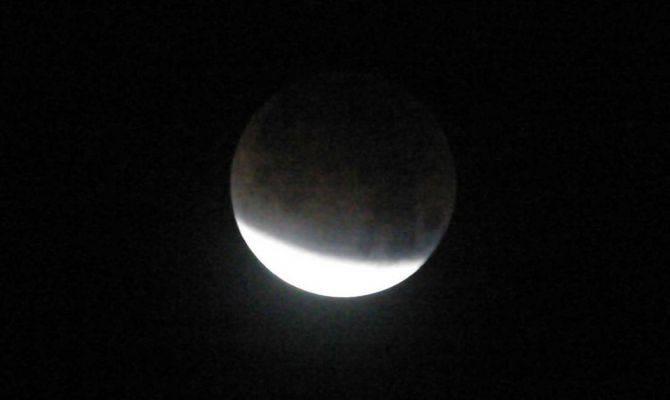 Luna nera il 30 settembre 2016: