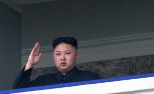 Kim Jong-un (Ed Jones/AFP/GettyImages)
