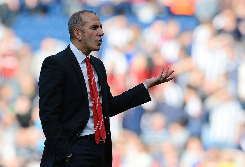 Paolo Di Canio (ANDREW YATES/AFP/Getty Images)