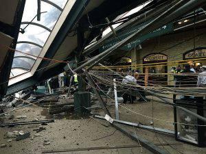 Incidente Treno (Pancho Bernasconi/Getty Images)