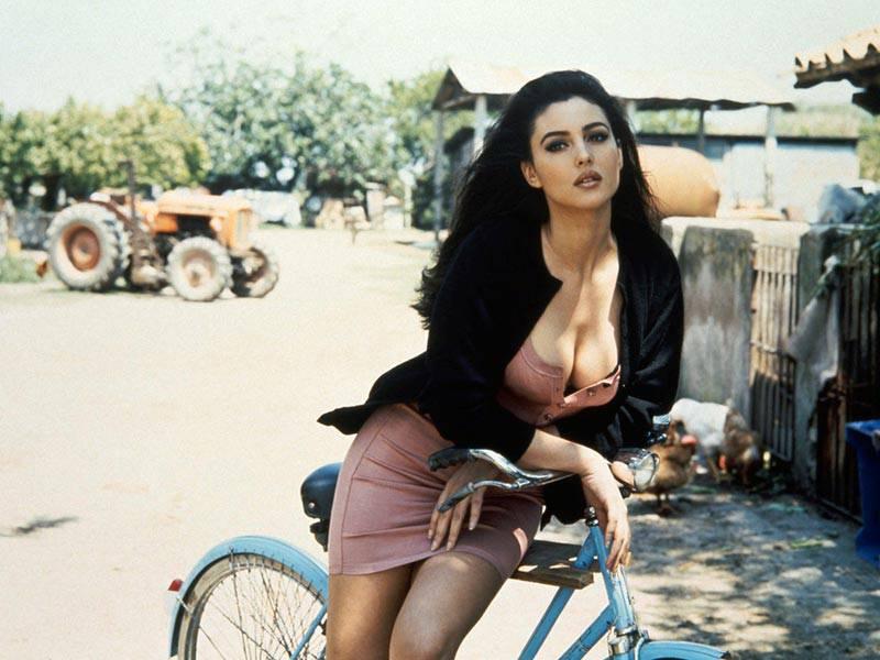 Las escenas ms candentes de Monica Bellucci El Grfico