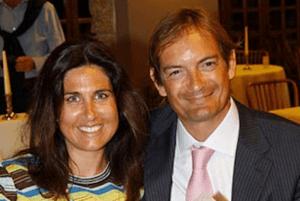 Giulia Ballestri e Matteo Cagnoni (foto dal web)