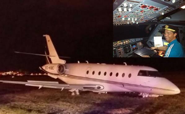 Aereo Privato Di Abramovich : Incidente per cristiano ronaldo ecco cosa è successo