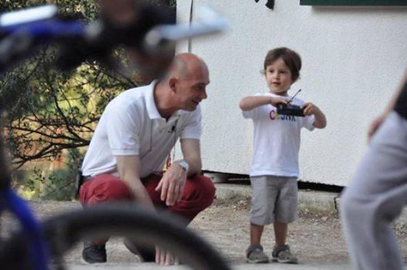 Rintracciato in Croazia il piccolo Cesare Avenati, rapito dalla madre nel 2011
