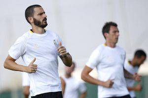 Leonardo Bonucci (MARCO BERTORELLO/AFP/Getty Images)