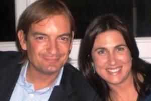 Matteo Cagnoni e Giulia Ballestri (foto dal web)