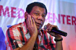 Rodrigo Duterte (Getty Images)