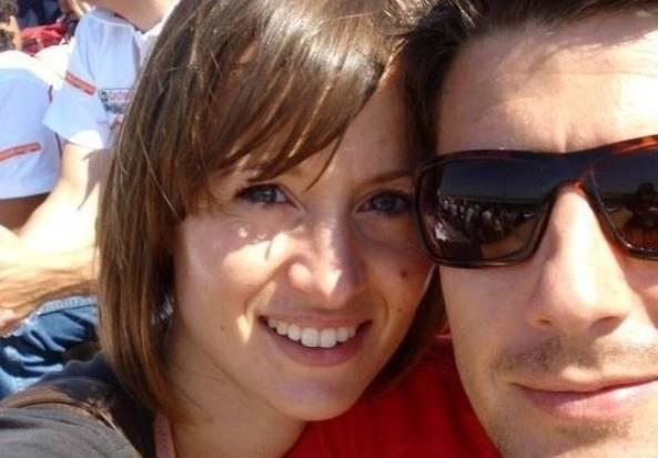 Marta Lazzarin e Christian Cappello (foto dal web)