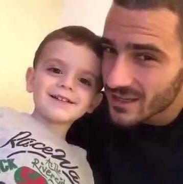 Novità sulle condizioni del piccolo Matteo. E Leo Bonucci decide di…