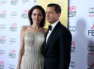 Angelina Jolie e Brad Pitt (Getty Images)