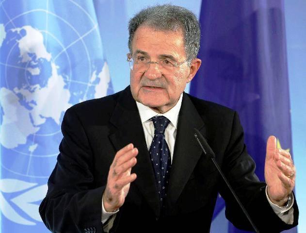 """Prodi: """"Ecco i danni che sta facendo la Germania"""""""