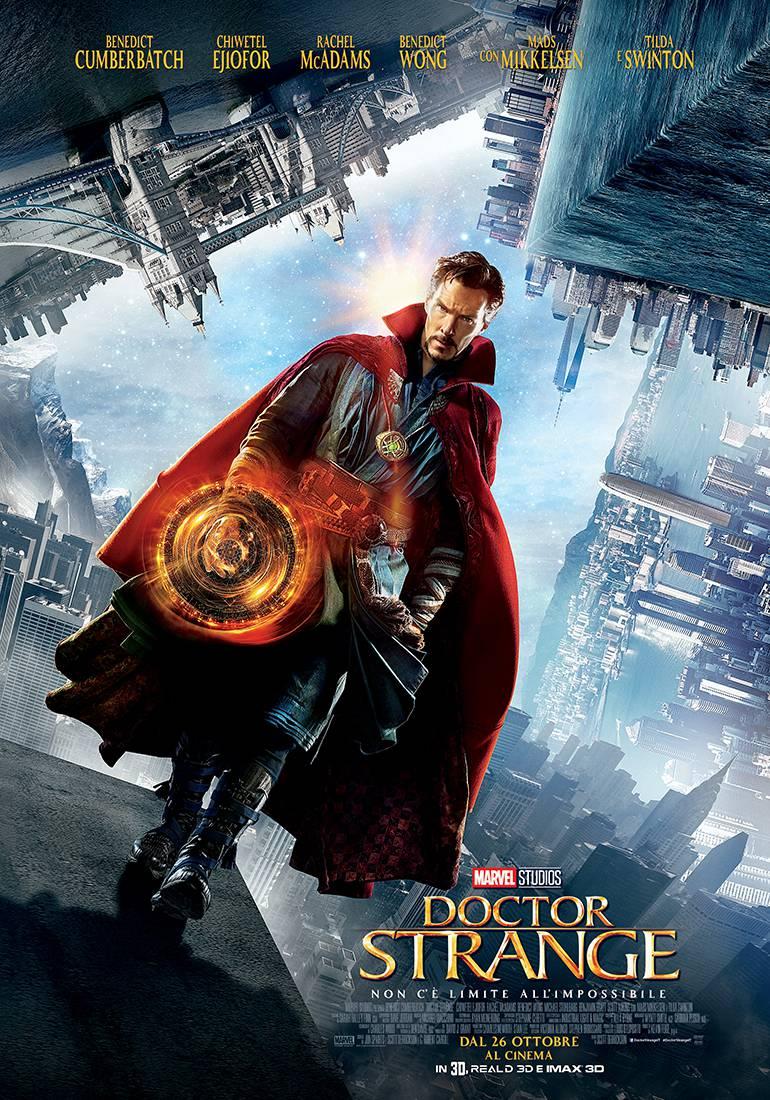 """Doctor Strange"": recensione"