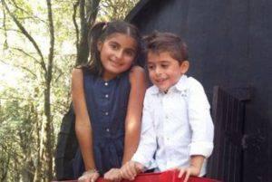 Abdul Rahman e Layla (foto dal web)