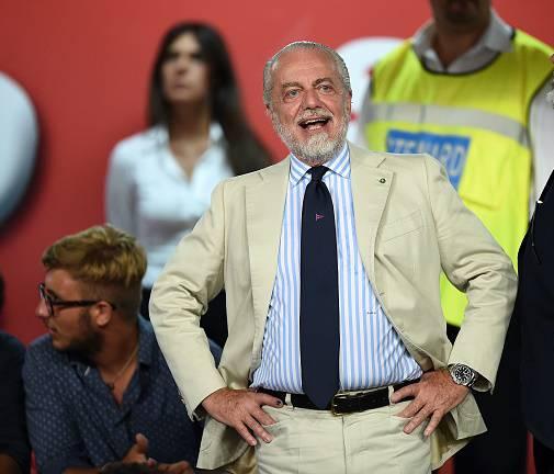 "Napoli, De Laurentiis: ""James Rodriguez vuole venire da noi. Su Icardi…"""