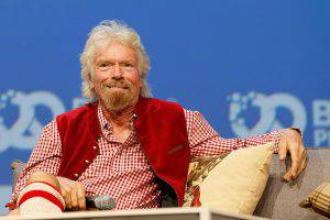Richard Branson (Photo by Dominik Bindl/Getty Images)