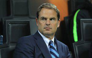 Frank de Boer (Photo by Marco Luzzani - Inter/Inter via Getty Images)