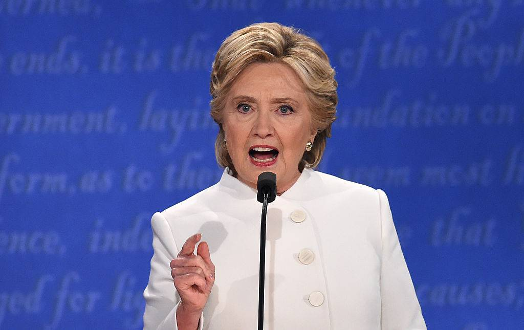 Hillary Clinton (ROBYN BECK/AFP/Getty Images)
