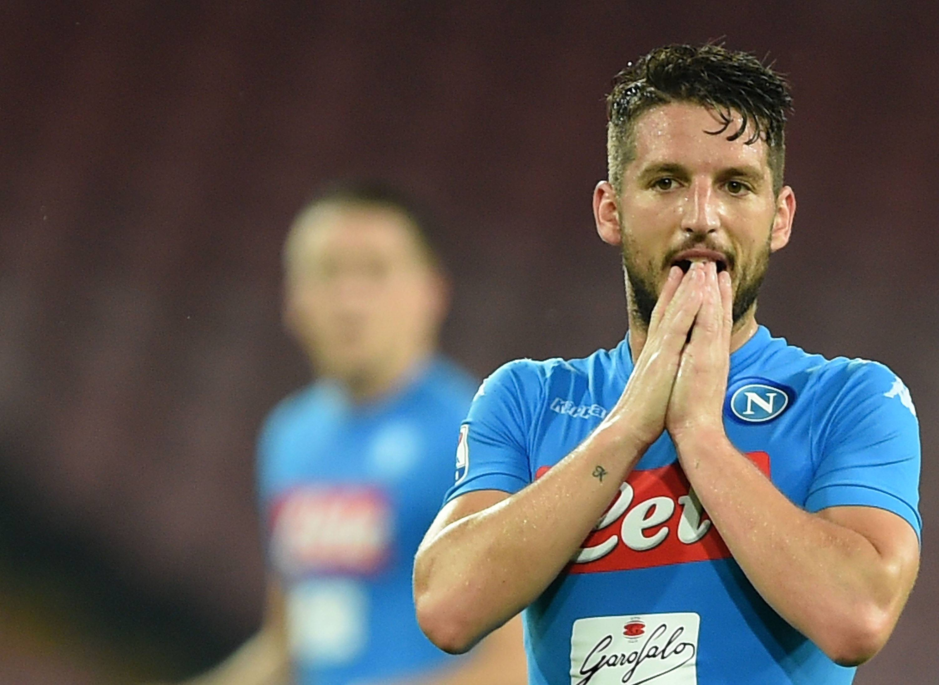Mertens (Francesco Pecoraro/Getty Images)