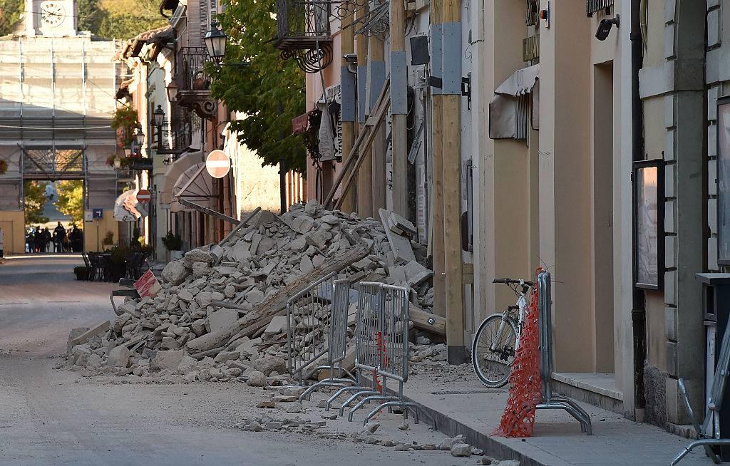 Terremoto, segnali di avvertimento