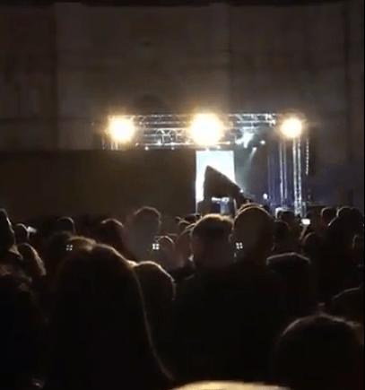 Nomadi concerti 2016, paura a Bologna: camion invade Piazza Maggiore