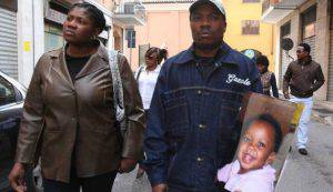I genitori della povera Rachel Odiase (websource)