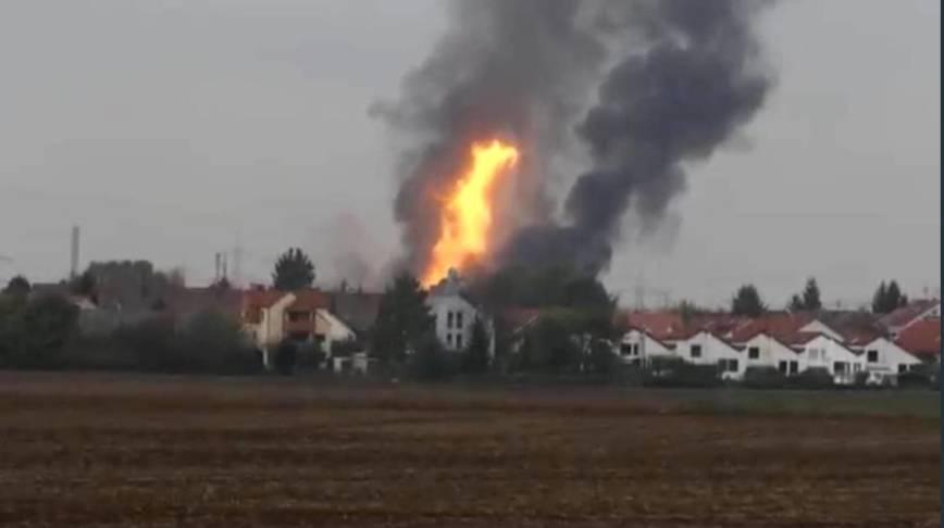 Due tremende esplosioni fanno tremare la Germania – FOTO