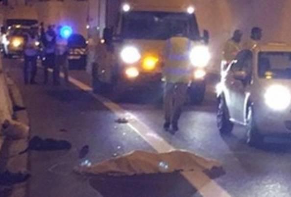 Ventimiglia - Giovane immigrata travolta da camion in autostrada
