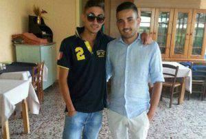 I fratelli Mongillo (Facebook)