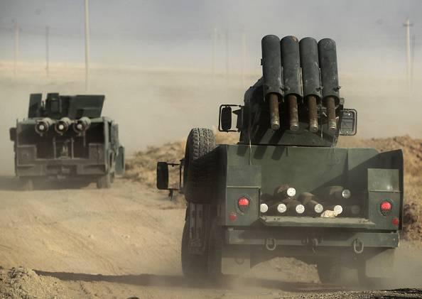Offensiva al via, l'Isis potrebbe perdere presto il controllo di Mosul