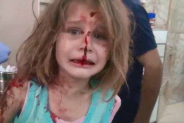 """Aya si salva dall'orrore della guerra in Siria: """"Voglio il mio papà""""-VIDEO"""
