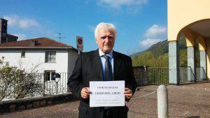 Il sindaco Giorgio Valoti (Facebook)