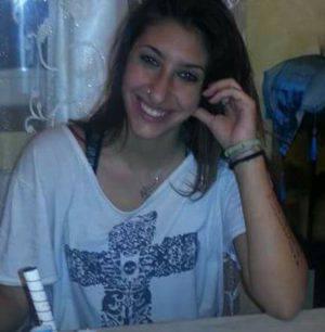 Sara, la 14enne scomparsa (Facebook)