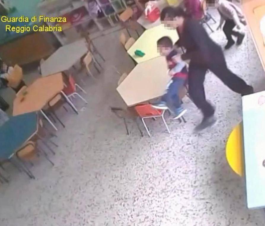 Maestre arrestate, ecco cosa facevano ai bimbi – VIDEO