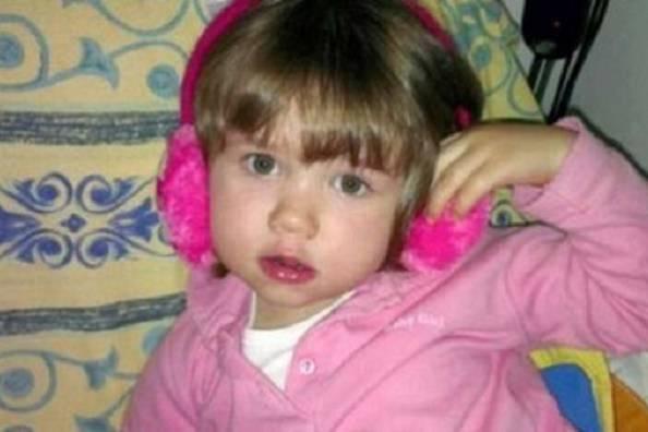 La piccola Astrid (foto dal web)