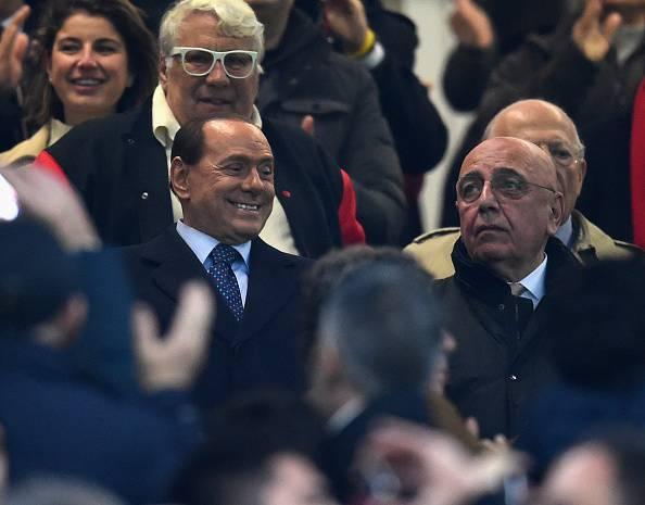 Silvio Berlusconi (Photo by Claudio Villa - Inter/Inter via Getty Images)