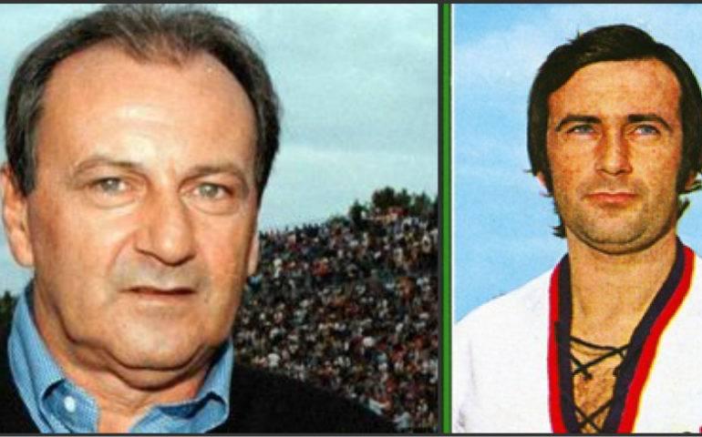 Calcio, è morto Eraldo Mancin