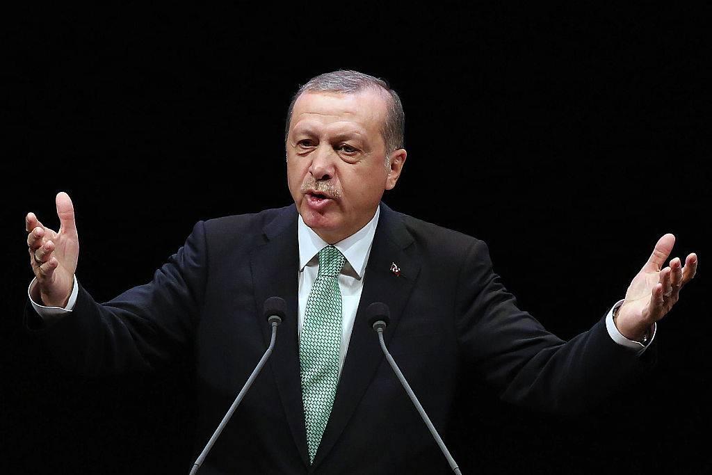 Erdogan (ADEM ALTAN/AFP/Getty Images)