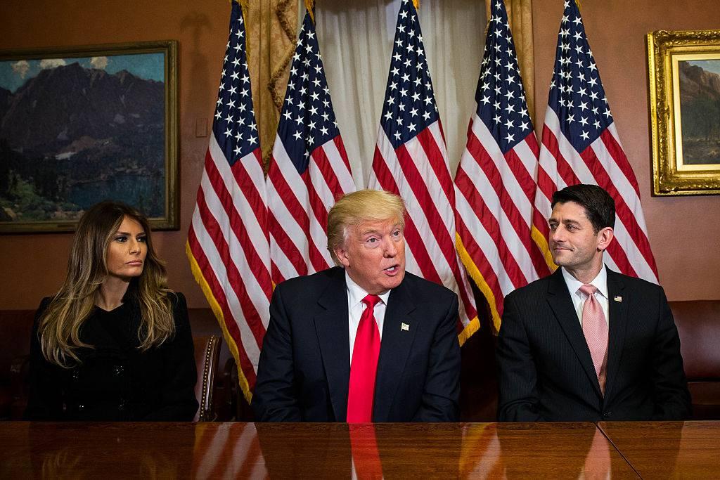 Trump, cento giorni per costruire un'altra America