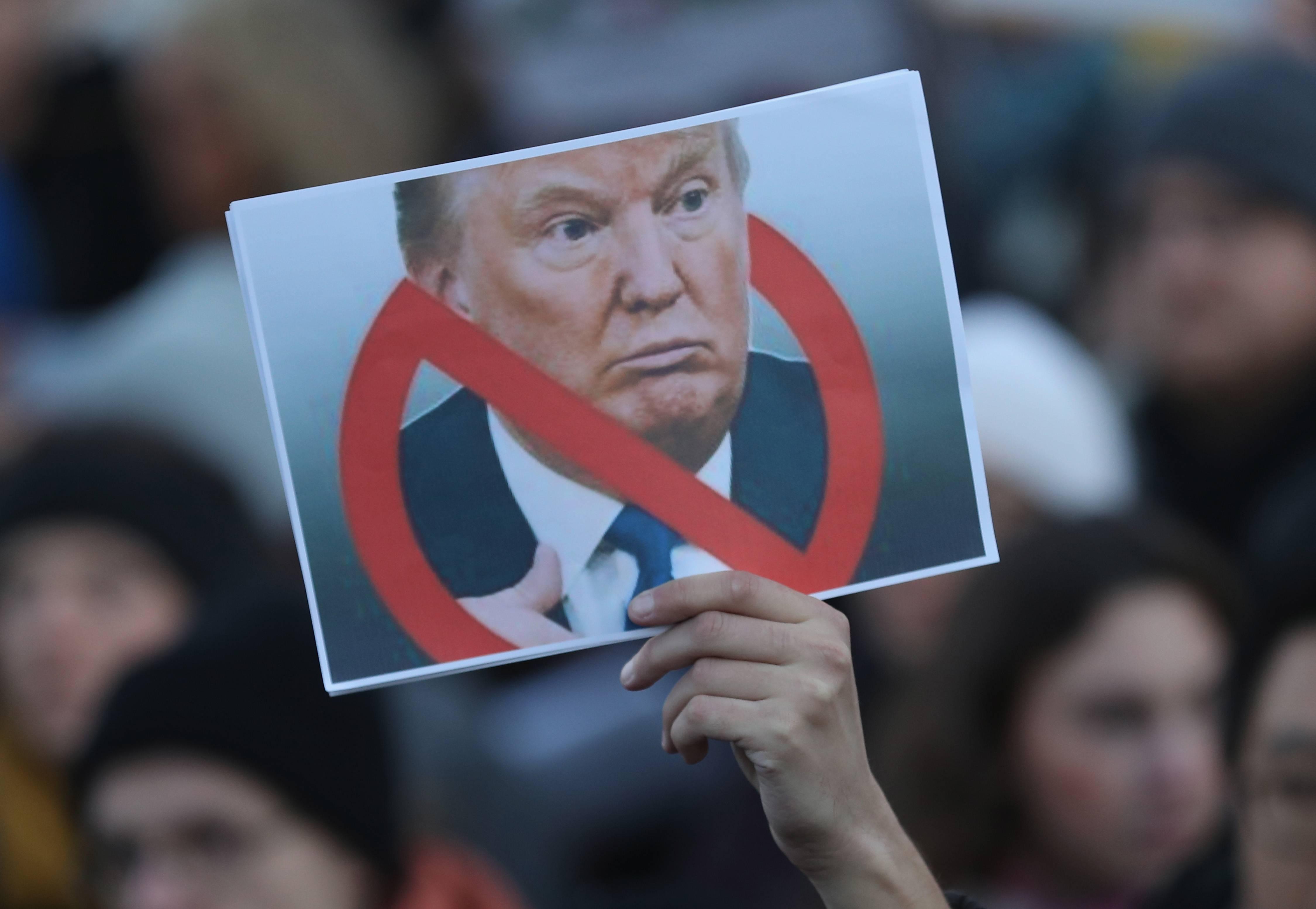 Donald Trump (Sean Gallup/Getty Images)