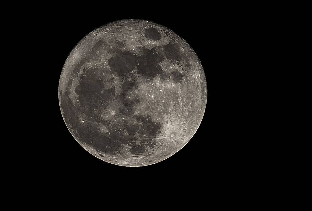 Luna (JULIO CESAR AGUILAR/AFP/Getty Images)