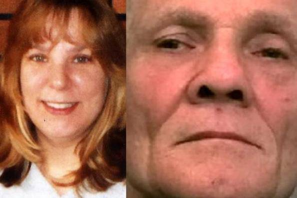 Anthony Frost e la sua vittima (foto dal web)