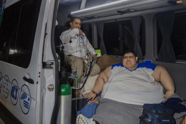 L'ultima speranza per l'uomo più grasso del mondo