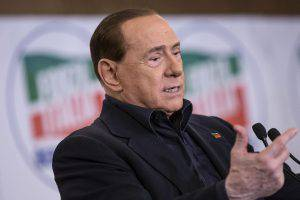 Silvio Berlusconi (Websource/archivio)