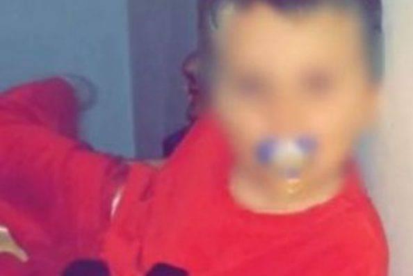 Il piccolo Tony (foto dal web)