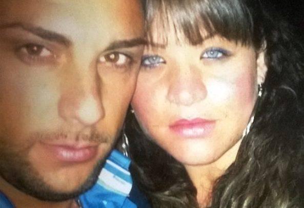 Carmine D'Aponte e Stefania Formicola (foto dal web)