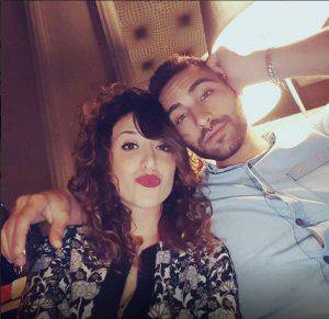 Francesco Pio Conte e Serena Ingrosso, la giovane coppia morta nell'incidente (Facebook)