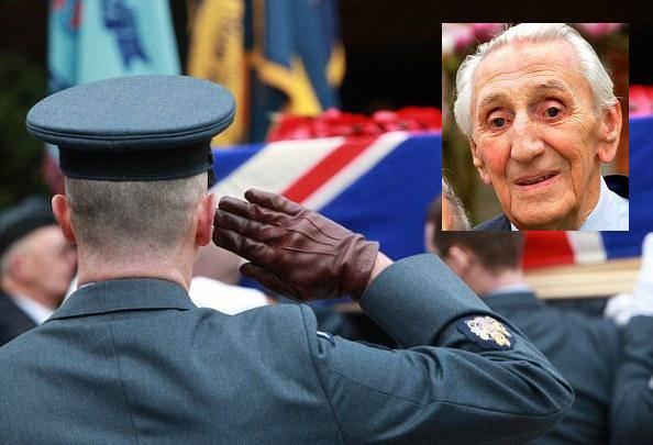 I funerali di Harry Arrowsmith (foto dal web)