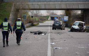 Le drammatiche immagini dell'incidente (Websource)